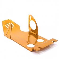 Scarpa motorino di avviamento del motore verso il basso golden - Dirt bike / Pit bike / Mini Moto