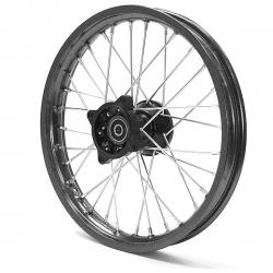 "Cerchio 12"" anteriore Racing - asse ø12 mm complete"