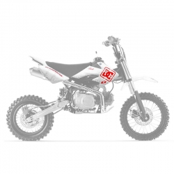 Kit deco CRF50 ONE Industries - DC Shoes