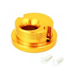 Adattatore, filtro aria, filtro Pocket bike - Oro