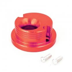 Adattatore, filtro aria moto Tasca - Rosso