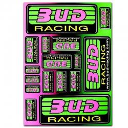 Bordo adesivo - BUD Racing