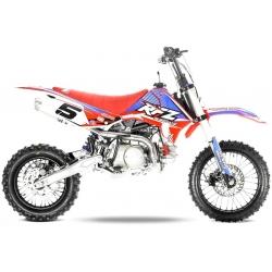 Dirt bike RFZ Junior 110 - Semi-Automatico