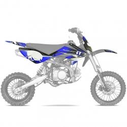 Kit deco CRF70 RS Blu