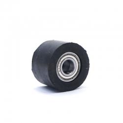 Ruota di catena in gomma - ø10mm