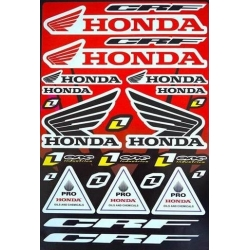 Consiglio autocolant - One Industries Honda