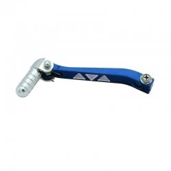 Selettore del cambio in alluminio - Blu