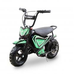 Moto enfant électrique 250W - Rouge